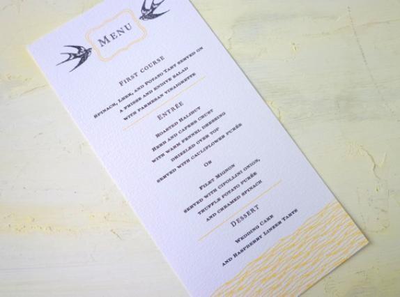 Menus: Place Cards, Menus Big Day Design, Wedding Stationery, Places Cards, Menus Bigdaydesign, 0 65 Menus