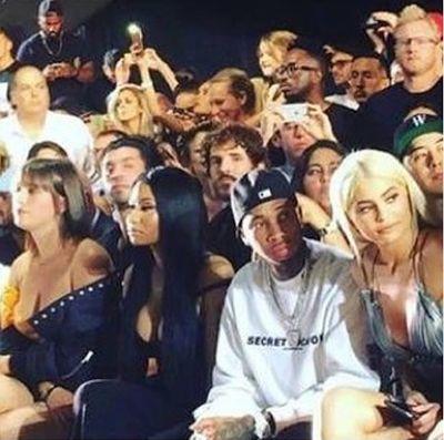 Lol. This photo of Nicki Minaj, Tyga and Kylie has got the Internet buzzing - http://www.thelivefeeds.com/lol-this-photo-of-nicki-minaj-tyga-and-kylie-has-got-the-internet-buzzing/