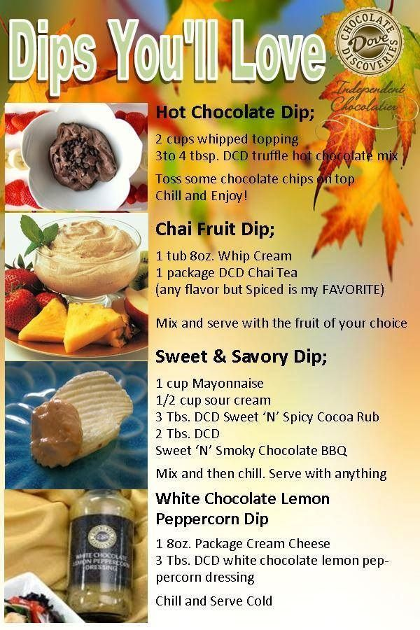DCD Dip Recipe                                                                                                                                                      More