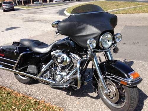 2005 HARLEY DAVIDSON ELECTRA GLIDE CLASSIC POLICE EDITION   #2005 #Classic #Edition #Electra Glide #Harley-Davidson #Police #harleydavidsonpolice