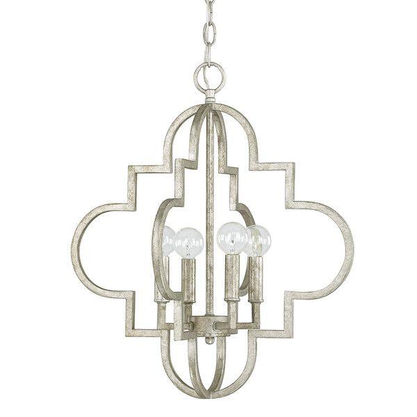 capital lighting ellis antique silver pendant light at destination lighting