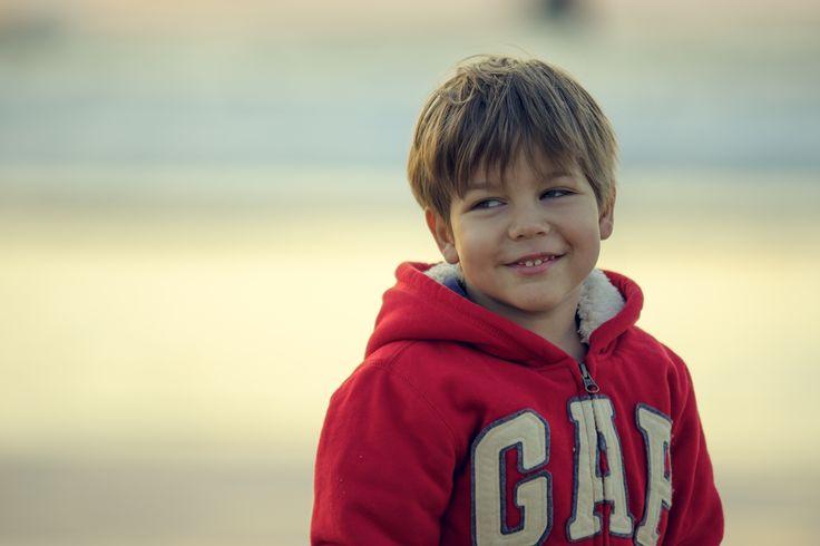 My son's portrait by Anton Geltser on 500px