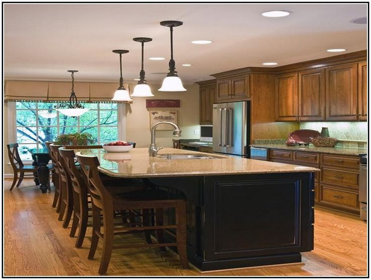 Small Kitchen Islands With Seating For 4