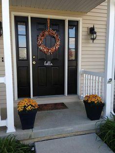 best front door paint colors - Google Search