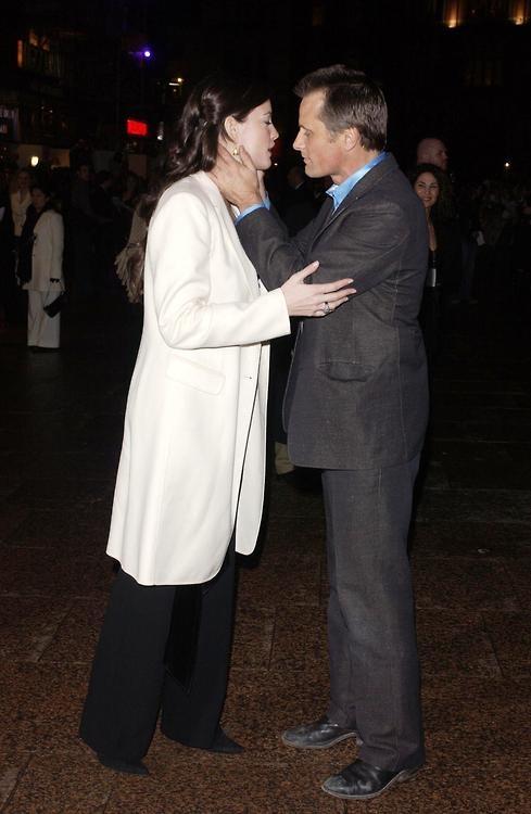 Viggo Mortensen with Liv Tyler