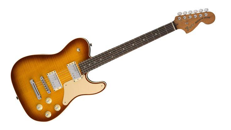 Fender LE Parallel Universe guitars