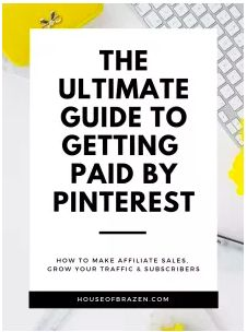 Getting Paid By Pinterest