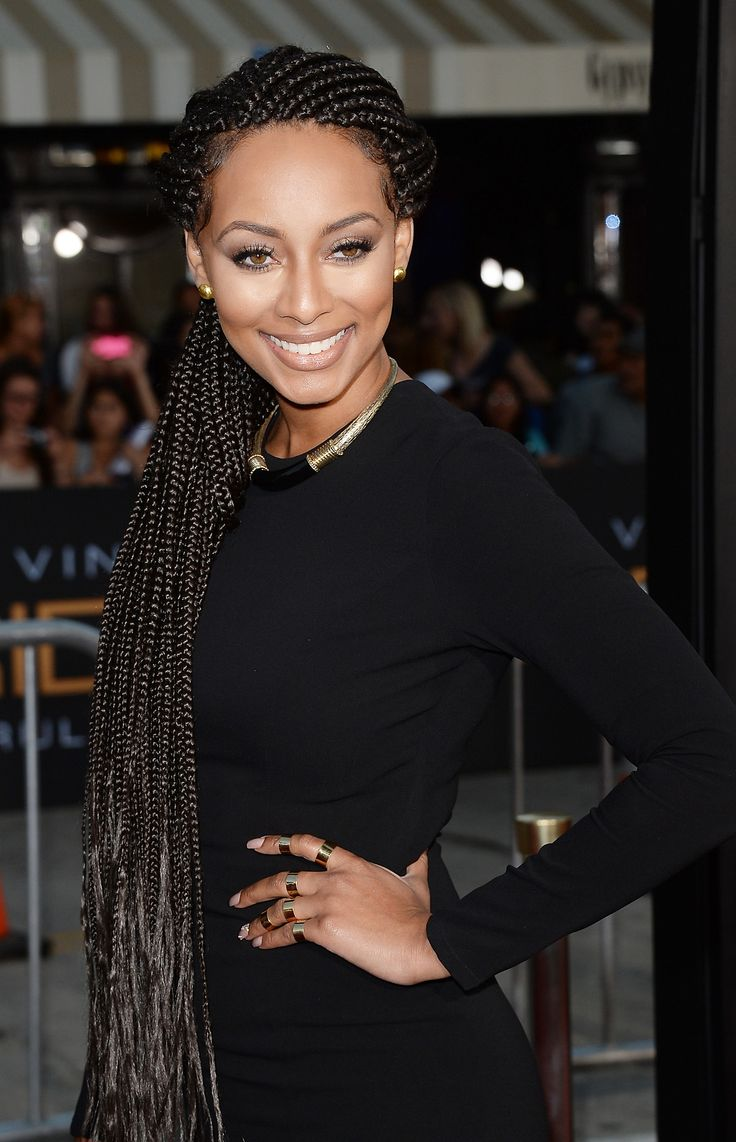 Keri Hilson - So gorgeous in these braids!