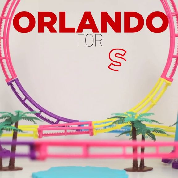 Travel to Orlando With Your Family for Less