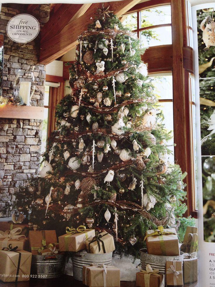 Dream Woodland Christmas tree! Yes im thinking about Christmas already :)