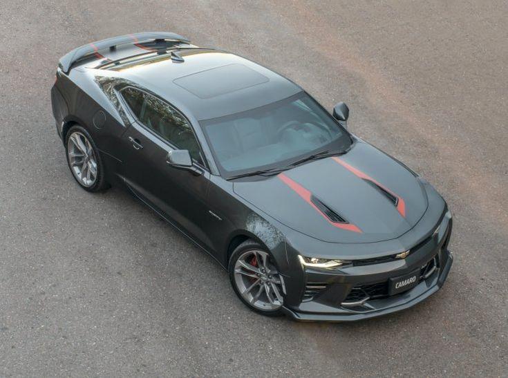 Novo Chevrolet Camaro 2017 chega por R$ 297.000 - WM1