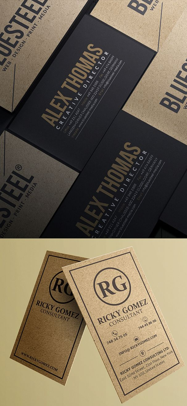194 best Business Cards Templates images on Pinterest | Corporate ...