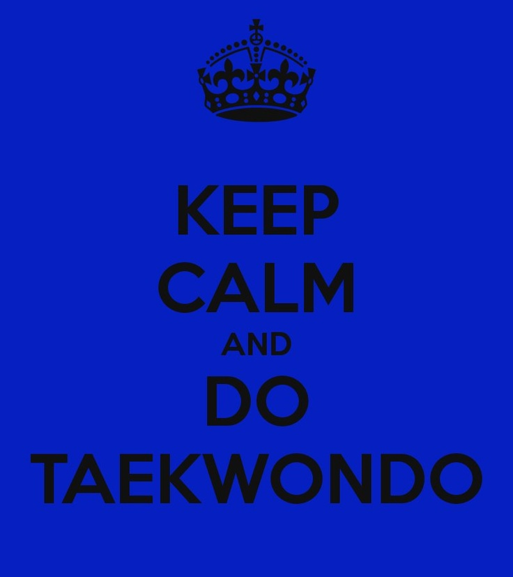 When I get stressed out for exams at school, I do Taekwondo. The feeling you get after beating a punching bag for all it's worth (or at least until you pop the seams) = beyond satisfying  -Puja