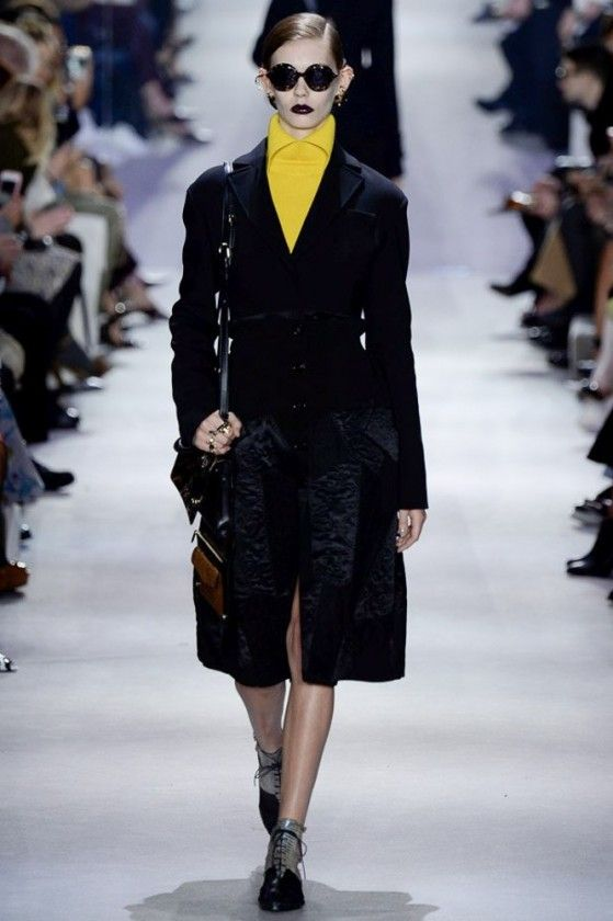 Christian Dior Fall Winter 2016 Full Fashion Show [runway] – Bloginvoga   The Latest Fashion News and Trends