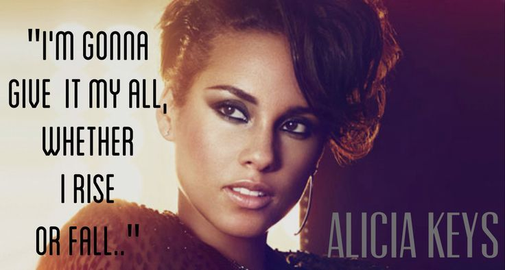 alicia keys quotes - Google Search
