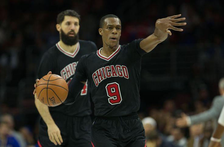 Bulls Rumors: Rajon Rondo, Nikola Mirotic Being Shopped