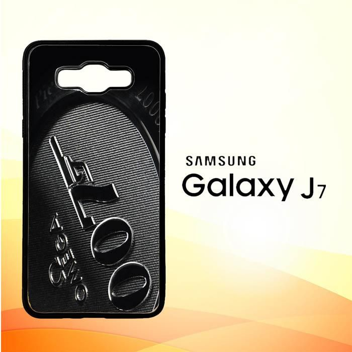 omega 007 Z5012 Samsung Galaxy J7 Edition 2016 SM-J710 Case