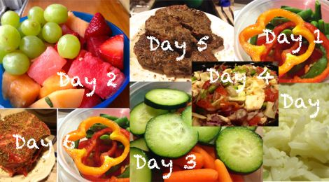 "7 Day Cleanse, is this the same diet as ""Eat Your Heart Out!"" Pin???"