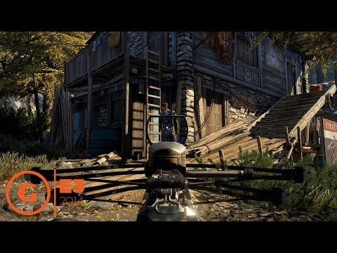 Far Cry 4 Gameplay - E3 2014 Sony Press Conference