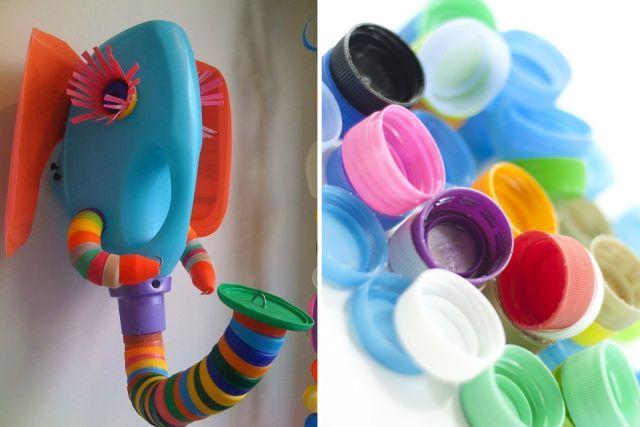 79 curated r cup plastique ideas by teteamodeler - Bricolage avec bouteille plastique ...