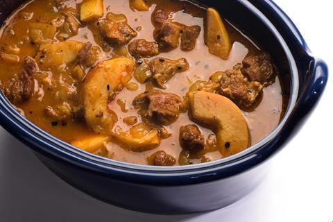 Tunisian Lamb and Quince Stew   #cooking