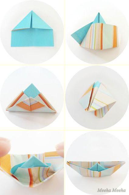Meeha Meeha: Origami Boat Garland