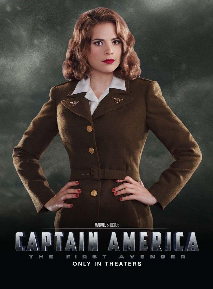 Captain America Movie   Captain America Movie Poster