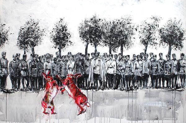 Leila Vismeh. La Caccia, La MAC Maja Arte Contemporanea è lieta di presentare per la prima volta in Italia il lavoro dell'artista iraniana Leila Vismeh (Arak, 1979). I dieci...