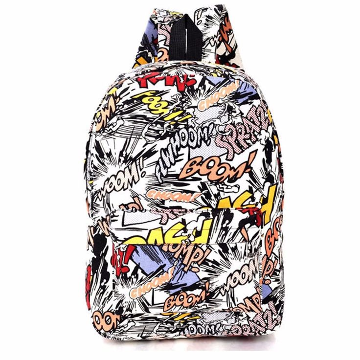 2016 South Park Cartoon Women Backpacks Sport Bags For Teenage Girls College High School  Daily Backpack For Student Bags