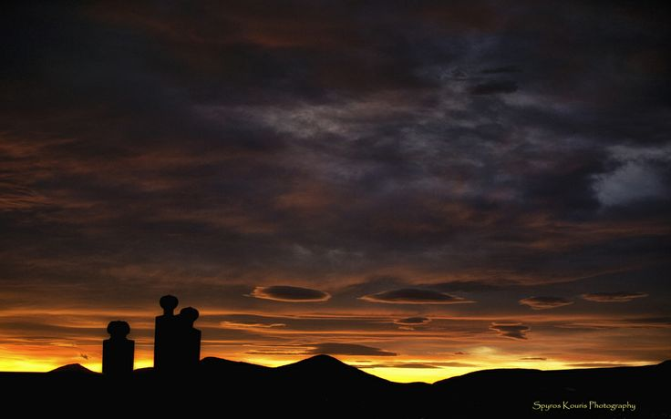 Landscape-Photography-Greece-Athens-Sunset-Silhouettes