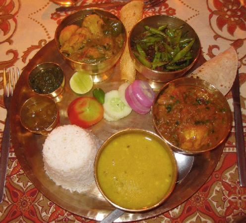 Traditional nepali food nepal you are on my list for Cuisine of nepal