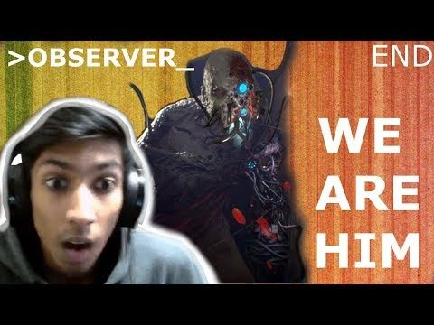 Check out my latest video: Observer Ending We are the Cyborg | Playthrough Part 10 https://youtube.com/watch?v=CqXZYySm4Cw