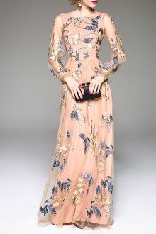Join Dezzal, Get $100-Worth-Coupon GiftEmbroidered Gauze Spliced Prom DressFor Boutique Fashion Lovers Only: Designer Collection·New Arrival Daily· Chic for Every Occasion