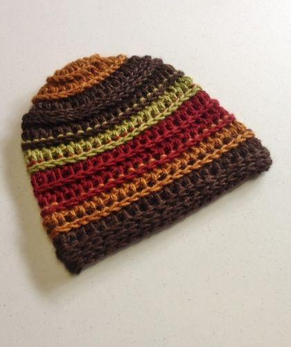 Autumn Ridges Hat - Paca de Seda, $35.00
