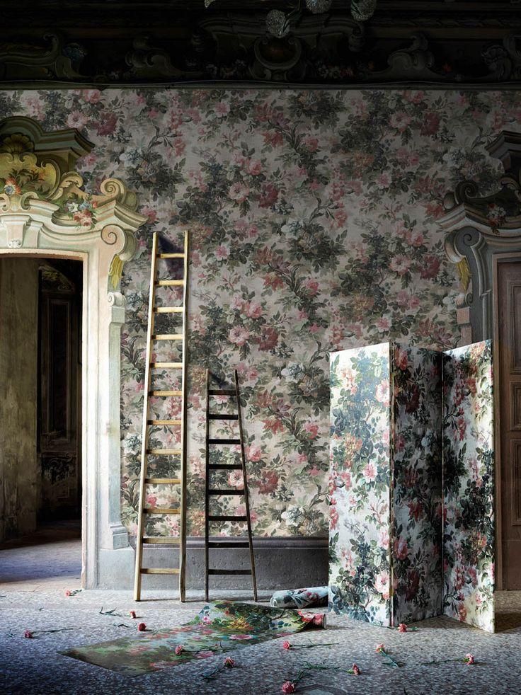 Lady Roxana Wall by Rubelli