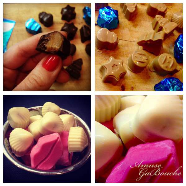 Homemade Bonbons