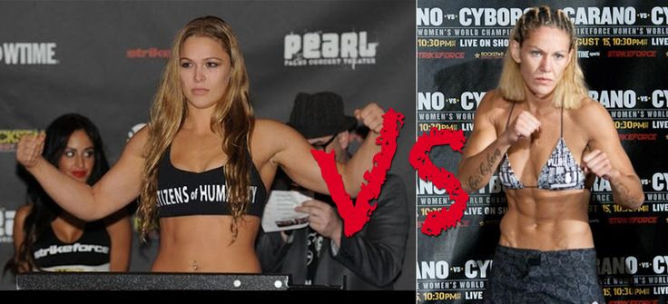 Rousey vs Cyborg 2015: Ronda Rousey Still Dodging Cris 'Cyborg' Justino Even After Big Win Over Correia