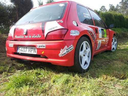 Peugeot 106 Maxi KitCar, Amador  Vidal
