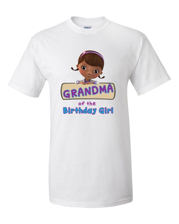Hey, I found this really awesome Etsy listing at https://www.etsy.com/listing/203186902/doc-mcstuffins-birthday-personalized-t