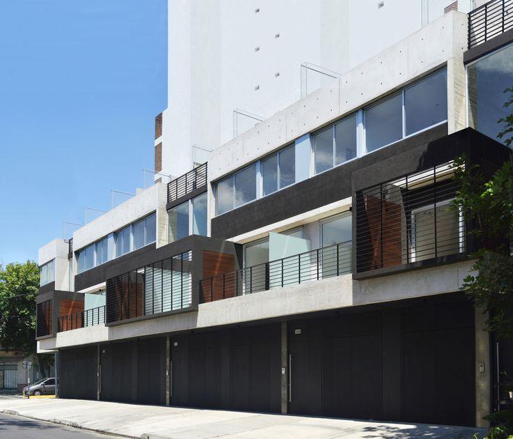 Urban Style Pampa - F2M Arquitectos - Vista fachada Mariano Acha