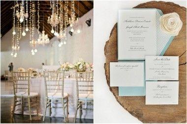 An Elegant, Eclectic Wedding Palette for Spring 2016