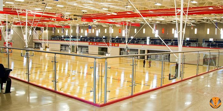 Viva Railings SPORTS CENTER, ROUND ROCK, TX GC Chasco