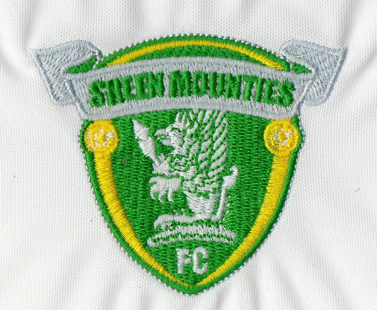 Home of the mighty Sheen Mounties FC