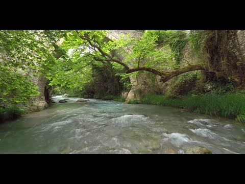 Visit Greece | Mysterious Mainland.  Deep within the heart of the mountains, miles away from the sea, you'll find yourself encompassed by water. Ready to see the whole picture?