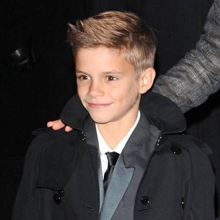 Romeo Beckham wiki, affair, married, Gay with age