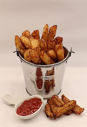 Triple Cooked Duck Fat Chips
