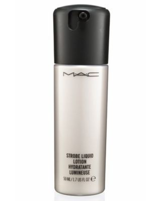 Gives me that amazing dewy glow. Love this stuff. M·A·C Strobe Cream