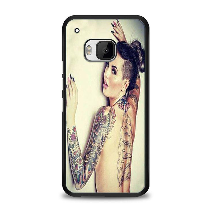Christy Mack HTC One M9 | yukitacase.com