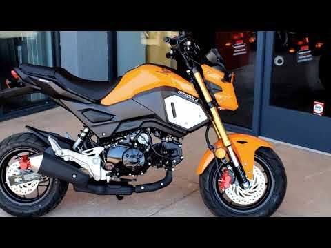 2019 Honda Grom | 2019 Honda Grom 125cc ( All Colors Review