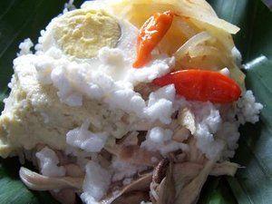 Description: Kalau di solo sih, tinggal ke Keprabron, udah bisa makan nasi liwet sedep. Lah..di sini belum ketemu yang klop. Ya...masak sendiri, bersih, enak yang penting murah. nambah 10 kali juga...